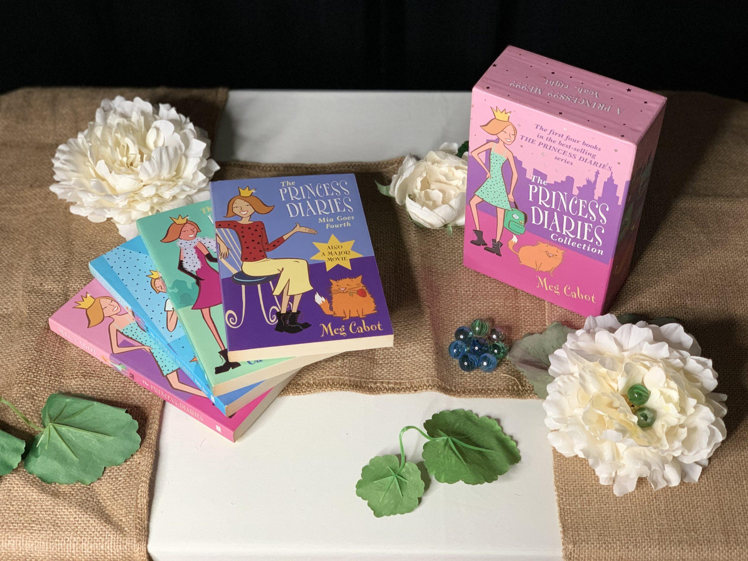 The Princess Diaries Set