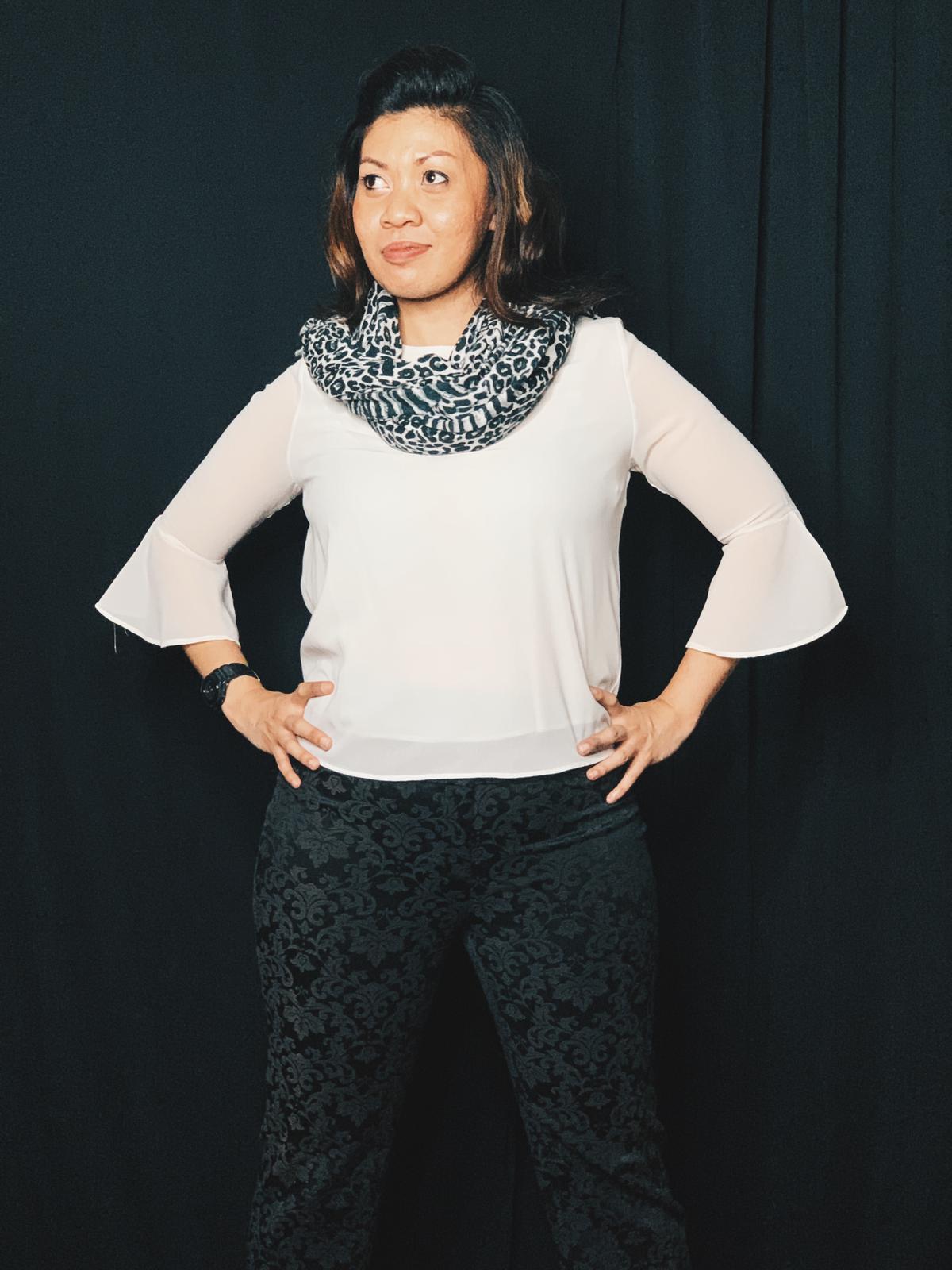 2 piece clothes – Blouse and Pants