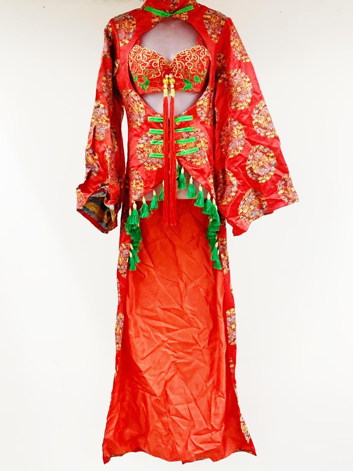 Extravaganza Chinese Wedding Dress