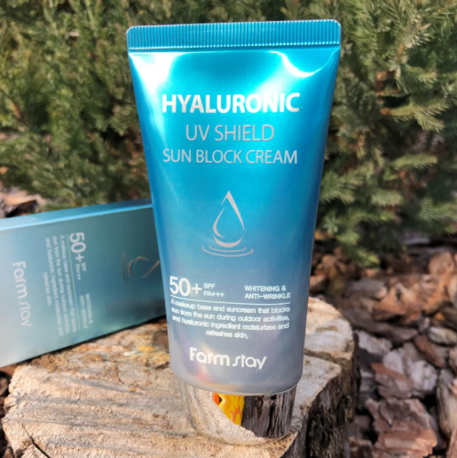 Hyaluronic UV Sunshield Sunblock Cream