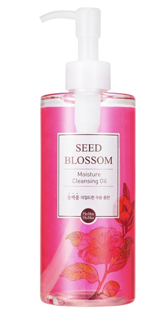 Seed Blossom Moisture Cleansing Oil;