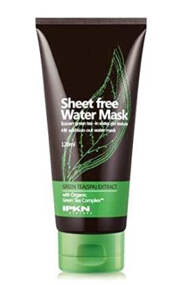 Sheet Free Water Mask (Green Tea)