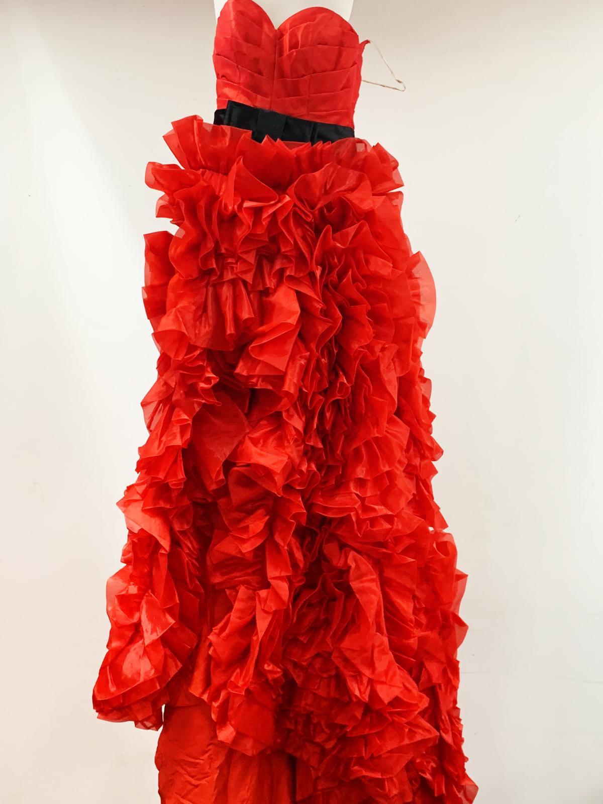 Exclusive Tier Dress