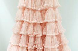 Exclusive 5 tier dress