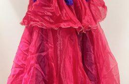 Pink Flare Dress