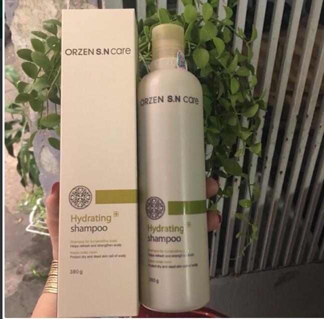 Orzen S.N Care Hydrating Shampoo