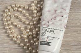 Eunyul Natural Moisture Foam Cleansing – Pearl